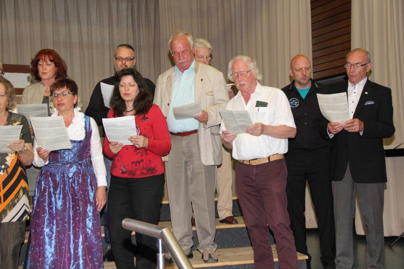 Bunter Abend 40 Jahre Kinder-und Jugendchor 17
