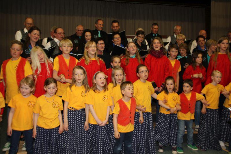 Bunter Abend 40 Jahre Kinder-und Jugendchor 26