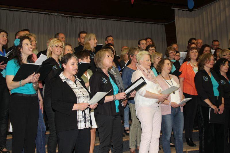 Bunter Abend 40 Jahre Kinder-und Jugendchor 31