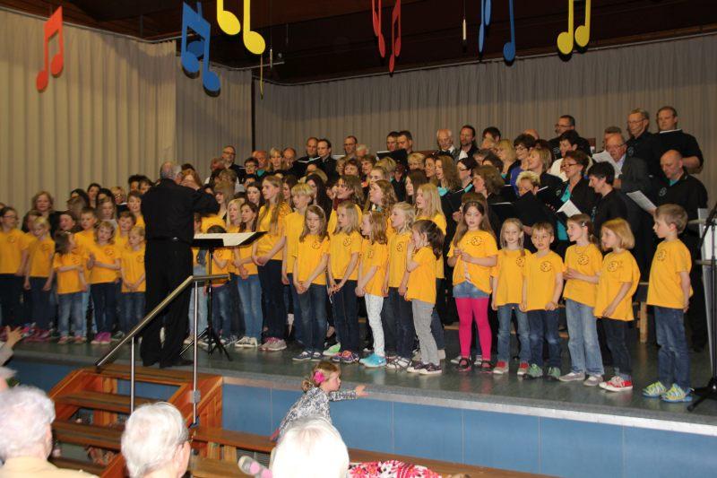 Bunter Abend 40 Jahre Kinder-und Jugendchor 47