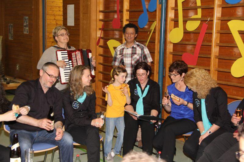 Bunter Abend 40 Jahre Kinder-und Jugendchor 49
