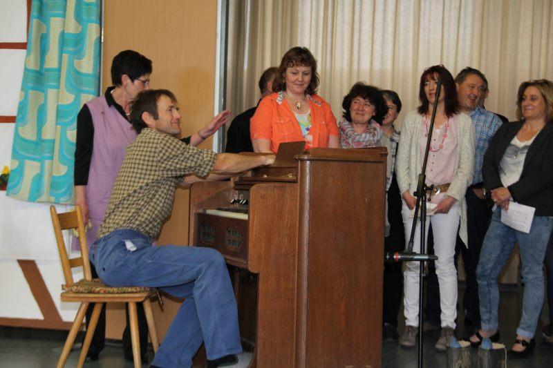Bunter Abend 40 Jahre Kinder-und Jugendchor 5