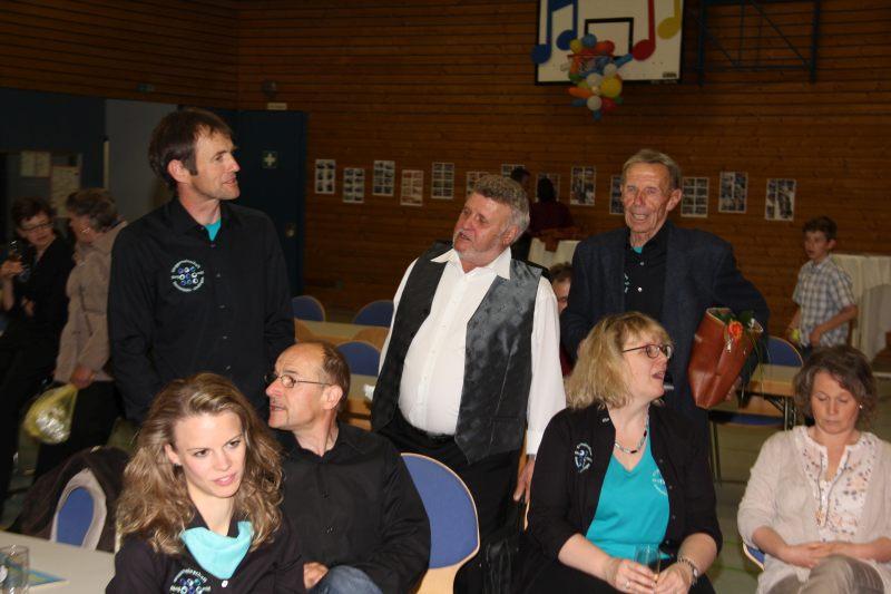 Bunter Abend 40 Jahre Kinder-und Jugendchor 50