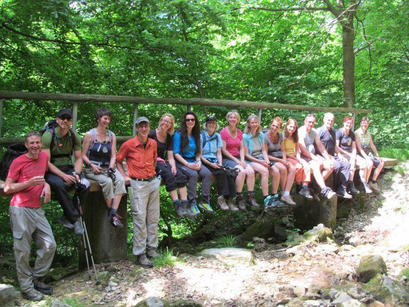 Juni 2015 Wanderung Zipfelbachschlucht 20