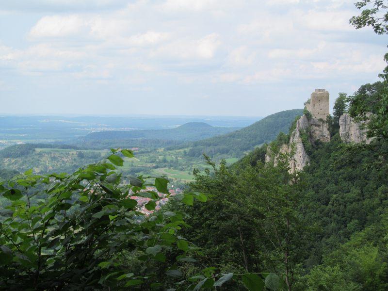 Juni 2015 Wanderung Zipfelbachschlucht 25