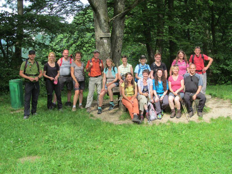 Juni 2015 Wanderung Zipfelbachschlucht 26