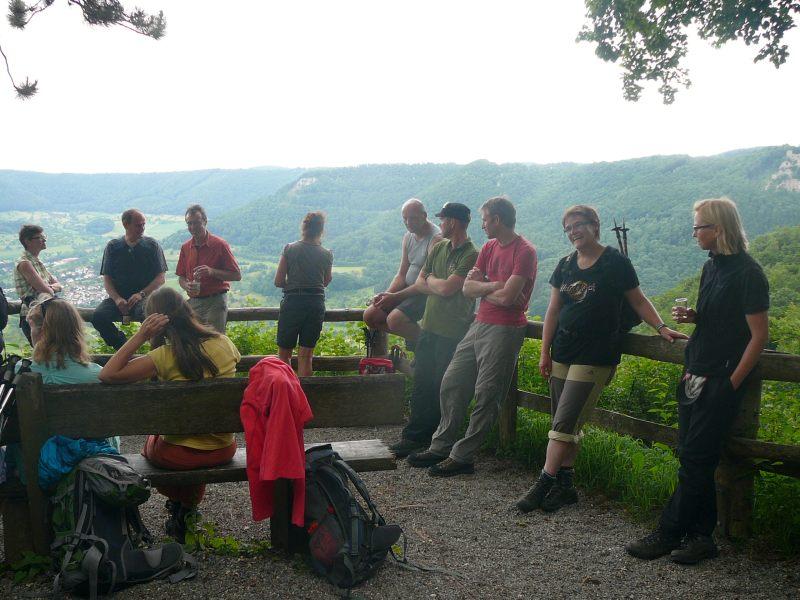 Juni 2015 Wanderung Zipfelbachschlucht 29