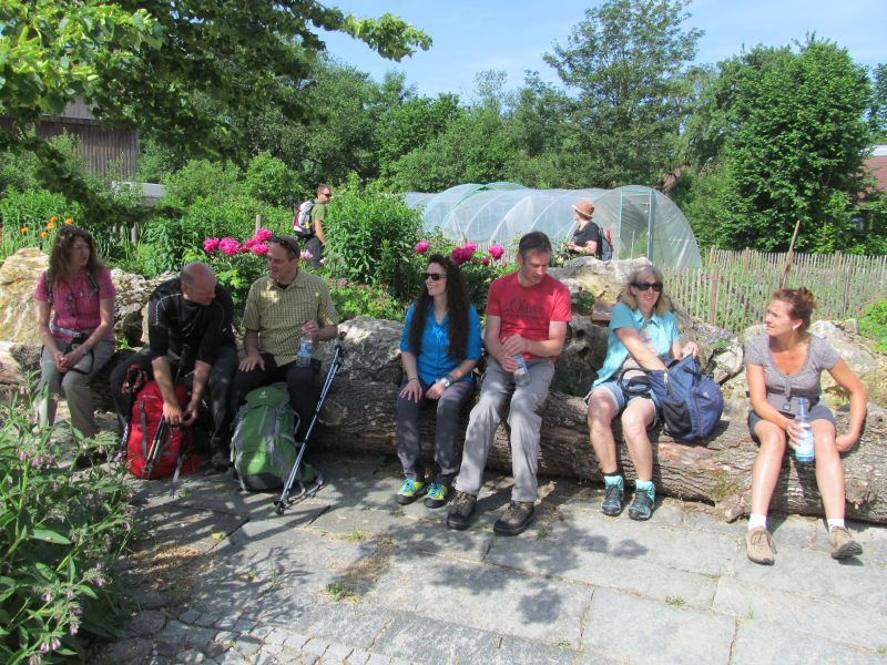 Juni 2015 Wanderung Zipfelbachschlucht 4