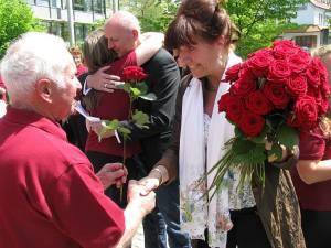 Hochzeit Wolfgang und Maryvonne