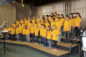 Bunter Abend 40 Jahre Kinder-und Jugendchor 11