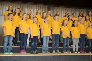 Bunter Abend 40 Jahre Kinder-und Jugendchor 12