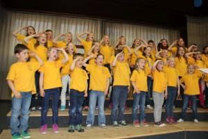 Bunter Abend 40 Jahre Kinder-und Jugendchor 13