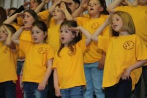 Bunter Abend 40 Jahre Kinder-und Jugendchor 14