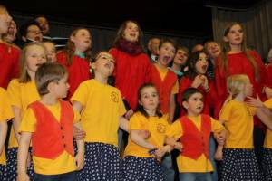 Bunter Abend 40 Jahre Kinder-und Jugendchor 25
