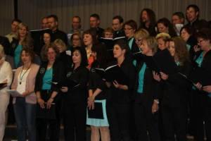 Bunter Abend 40 Jahre Kinder-und Jugendchor 30