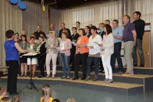 Bunter Abend 40 Jahre Kinder-und Jugendchor 8