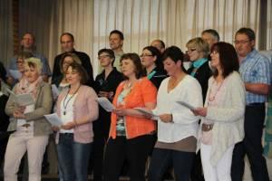 Bunter Abend 40 Jahre Kinder-und Jugendchor 9